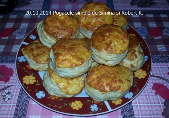 20.10.2014 pogacele simple Simina si Robert K.
