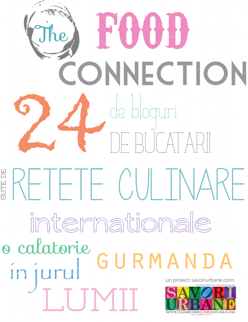 Retete Internationale The Food Connection Savori Urbane