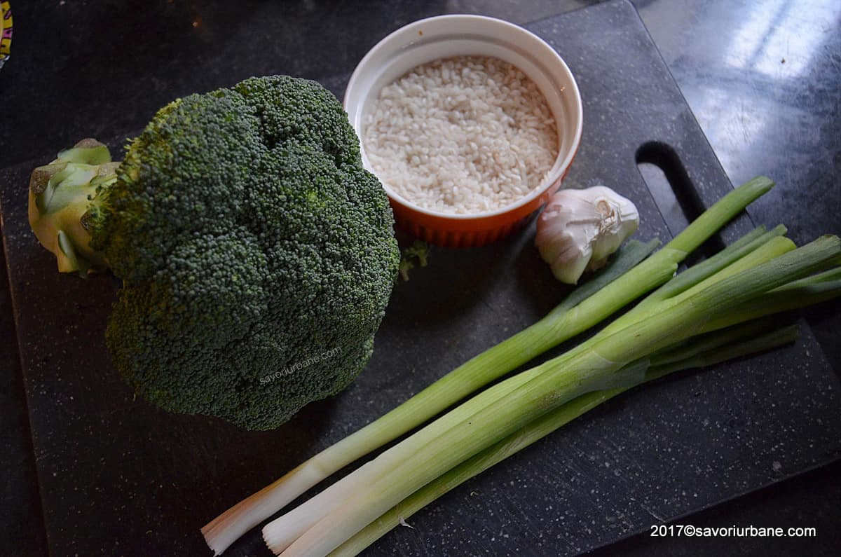 ingrediente supa crema de broccoli