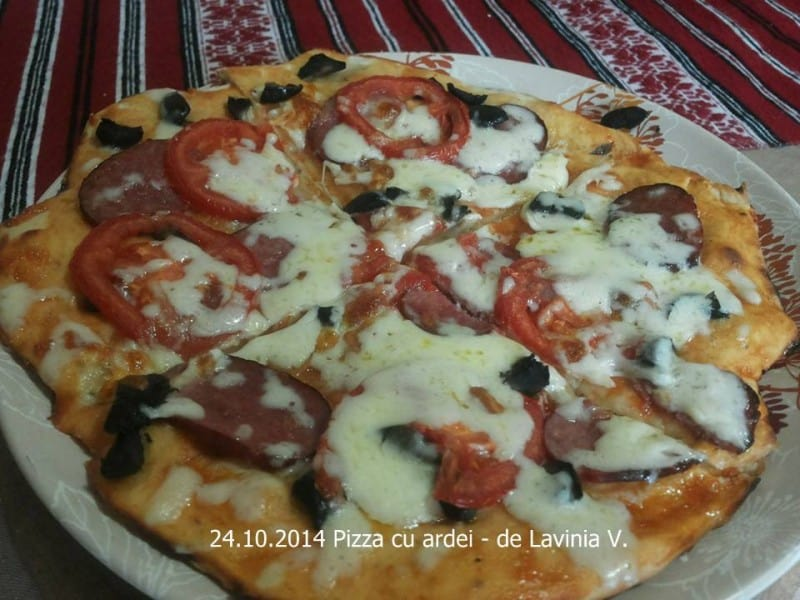 24.10.2014 pizza Lavinia V.