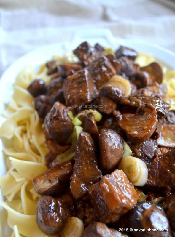 Boeuf Bourguignon reteta Julia Child (37)