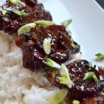 Coaste de porc lipicioase Sticky Ribs