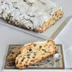 Stollen reteta de cozonac german traditional