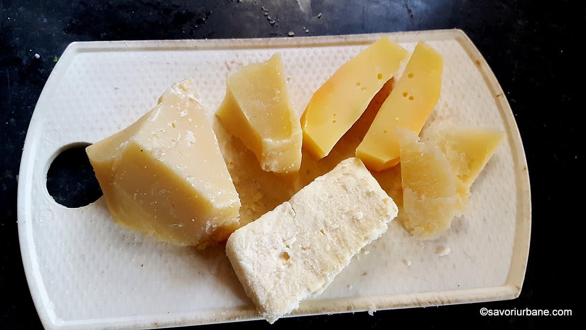 branzeturi pentru chiftele din cartofi