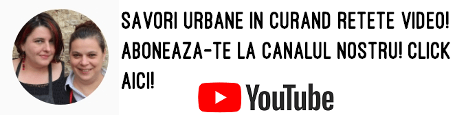 savori urbane retete video