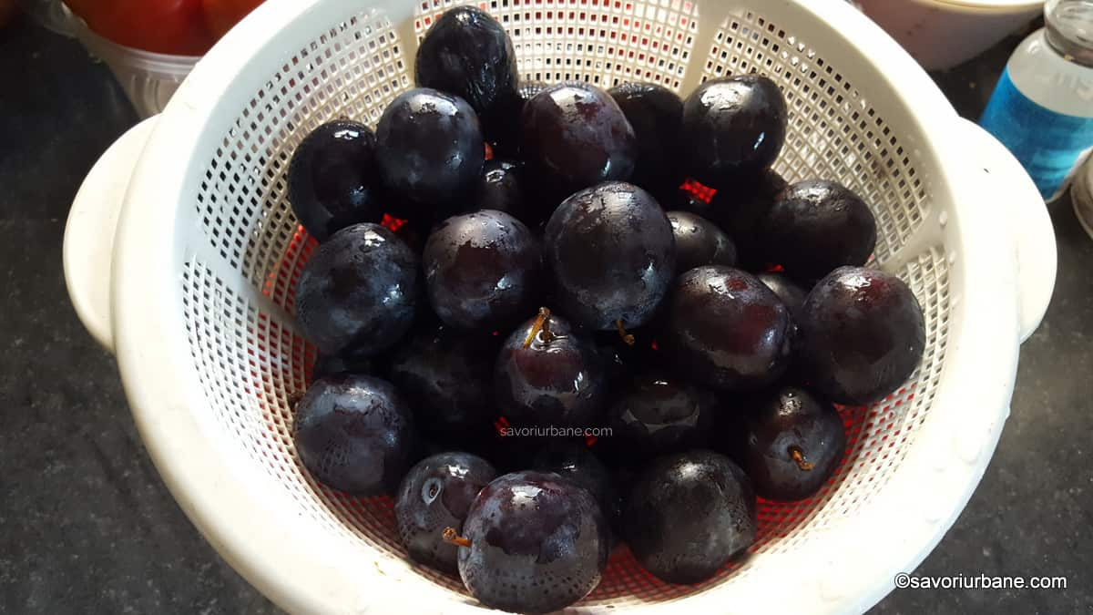 prune pentru magiun