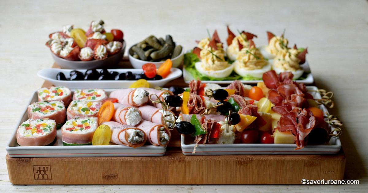 cum se aranjeaza platouri de aperitive romanesti traditionale savori urbane