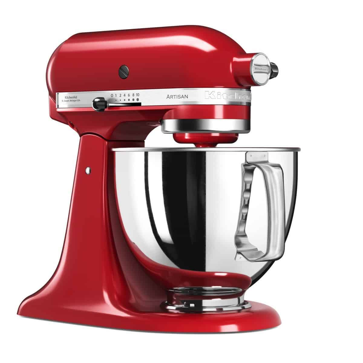savori urbane kotanyi mixer-artisan-48l-model-125-empire-red-kitchenaid
