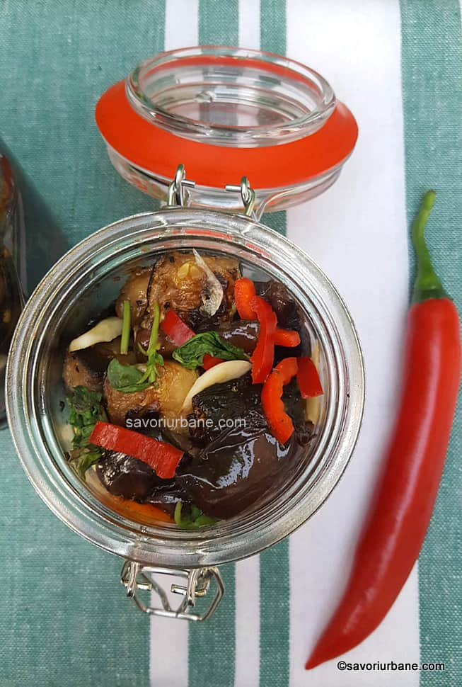 reteta italiana de melanzane e zucchine sott'olio savori urbane